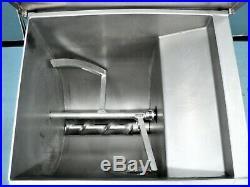 HOBART, Meat Grinder/Mixer 215 capacity # 4346