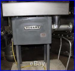 HOBART Model 4152 Heavy-duty High Speed High Capacity Meat Grinder