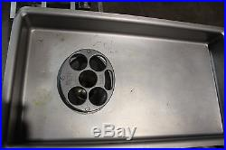 HOBART Model 4822 Countertop Meat Grinder Chopper 120 volts SN#56-293-568
