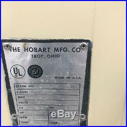 Hobar meat grinder model 4732