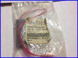 Hobart 00-087711-215-2. Interlock Switch For Meat Grinder