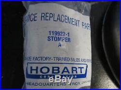 Hobart #12 Meat Grinder Attachment Genuine OEM Hobart NOS -No Plate or Knife