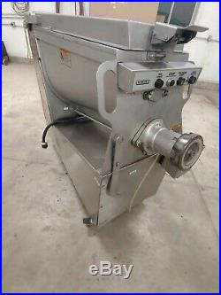 Hobart 2032 commercial meat grinder mixer