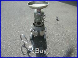 Hobart 20 qt. Mixer with meat grinder