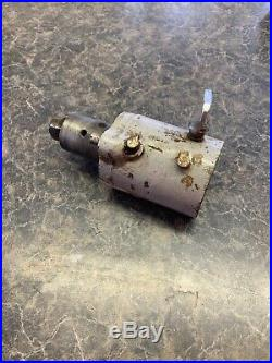 Hobart 22 Meat Grinder Mixer 60qt Adapter 22-12 12 Pelican Head Attachment