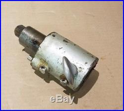 Hobart # 22 To # 12 Adapter Hub For Mixer or Meat Grinder