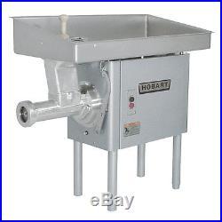 Hobart 4146-CARBON Electric Meat Grinder