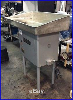 Hobart 4146 Commercial Meat Grinder 5hp Mill 3 Phase Electric Butcher Sausage