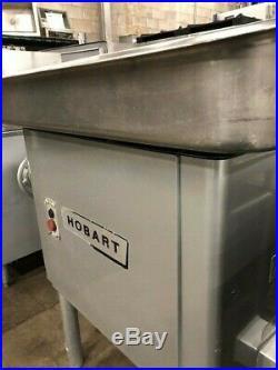 Hobart 4146 Meat Grinder, 5HP