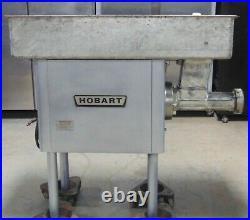 Hobart 4146 Meat Grinder 5 HP- 3 PHASE