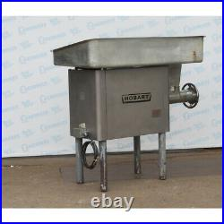 Hobart 4146 Meat Grinder 5 HP, Used Excellent Condition