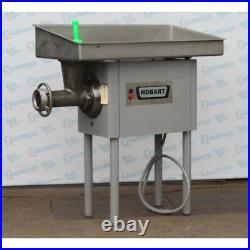 Hobart 4146 Meat Grinder 5 HP, Used Very Good Condition