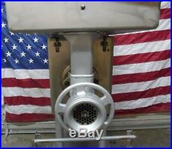 Hobart 4146 Meat Grinder Mixer Chopper Extruder 460V 3 Phase