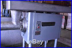 Hobart 4152 Meat Grinder 7.5 HP Commercial grade Very good conditon