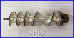 Hobart 4152 Meat Grinder Auger Worm Gear OEM #00-070917 BRAND NEW
