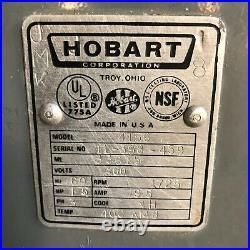 Hobart 4156 15 HP Commercial Meat Grinder