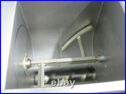 Hobart 4246HD Heavy Duty Meat Butcher Grocery Mixer Grinder