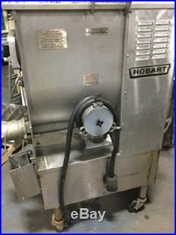 Hobart 4246 PLATEKNIFE Meat Grinder/Mixer used priced cheap Guaranteed