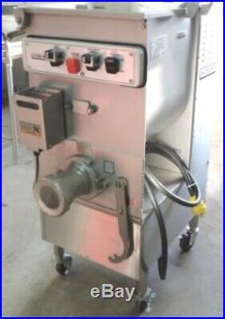 Hobart 4246 meat grinder