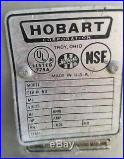 Hobart 4246hd Meat Grinder Mixer Butcher Machine