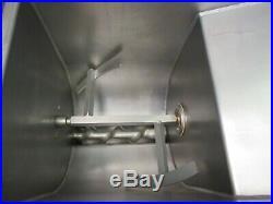 Hobart 4246s Commercial Meat Grinder/mixer