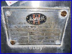 Hobart 4256 Commercial Stainless Steel 15hp- Meat Grinder 220v