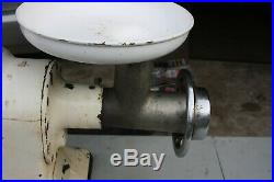 Hobart 4322 Vintage Meat Grinder with Attachments (Pick Up in NJ 07438)