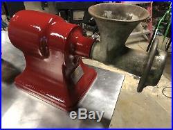Hobart 4322 meat grinder