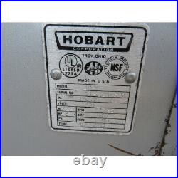 Hobart 4632 Meat Grinder, Used Great Condition
