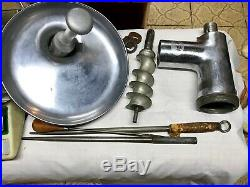 Hobart 4722 Meat Grinder and Valuable Accompanying Items up for Auction