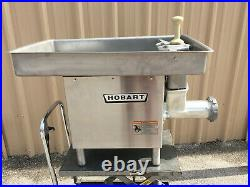 Hobart 4732A Meat Grinder
