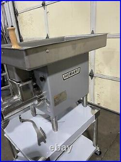 Hobart 4732 Single Phase Meat Grinder