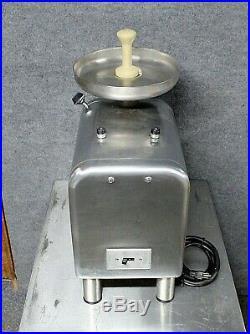 Hobart 4812 #12 Meat Grinder / Chopper 120V 1/2 hp