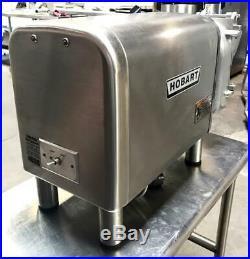 Hobart 4812 Bakery Restaurant Equipment Meat Grinder Food Chopper Pelican Head