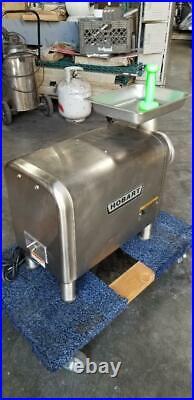 Hobart 4812 Commercial Meat Grinder / Chopper Hub #12 120V