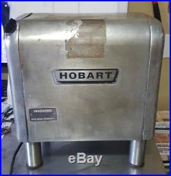 Hobart 4812 Meat Grinder 115v Work Great Pre Loved SAVE Hundreds Low Opening NR