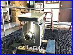 Hobart 4812 Meat Grinder 22 Hub 120 Volts 1 Phase USED