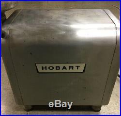 Hobart 4812 Meat Grinder Butcher Restaurant Equipment Commercial Processing