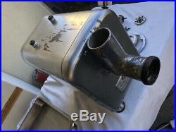 Hobart 4812 Meat Grinder / Chopper 120V 1/2 hp FULLY WORKING TESTED
