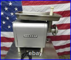 Hobart 4812 Meat Grinder Chopper 1/2 HP 120V