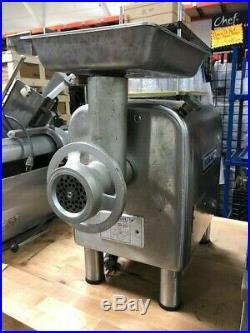 Hobart 4812 Meat Grinder/Chopper with NEW grinder head