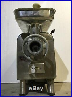 Hobart 4812 Meat Grinder Ready to work. Tested
