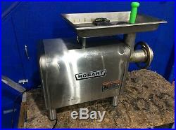 Hobart 4822-34 Meat Grinder / Chopper, 120v