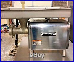 Hobart 4822 Countertop Meat Grinder Chopper 115 volt WORKS GREAT