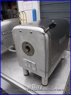Hobart 4822 Countertop Meat Grinder / Chopper 1.5 Horse Power