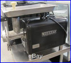 Hobart 4822 Meat Grinder, 115 V, Priced To Sell Quick