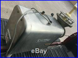 Hobart 4822 Meat Grinder, Used Great Condition
