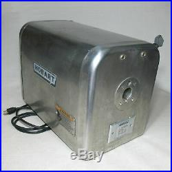 Hobart 4822 Size 22 Meat Grinder Power Head Only 120v 1.5 HP Working Perfect