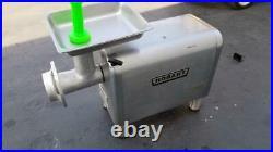 Hobart 4822 Stainless Steel Meat Grinder / Chopper Hub #22 200V 3Ph 1 1/2Hp