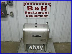 Hobart 4822 Stainless Steel Meat Grinder Power Drive Chopper